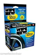Wipe New TIRES WipeNew As seen On TV  Keeps Cleaner longer Protects Shines