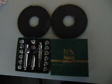 New Beugler Anniversary Pinstriping Tool Kit with Magnetic Guide Strip 14 heads