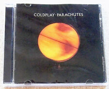 COLDPLAY Parachutes SOUTH AFRICA Cat# CDPCSJ (WF) 7211