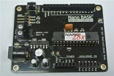 Nano BASIC Arduino Shield Compatible Microcontroller PCB Stamp PIC Robotics UNO