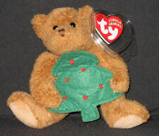 TY TWINKLING the BEAR JINGLE BEANIE BABY - MINT with MINT TAG (PRICE STICKER)