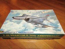 Hasegawa F-4E Phantom II 30th Anniversary US Air Force Tactical Fighter 1:48 Kit
