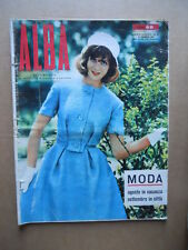 ALBA rivista di moda e attualità n°34 1959 John Barrymore   [D39]