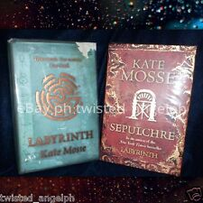 Set of 2 Books from LANGUEDOC SERIES of Kate Mosse