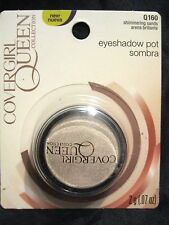 COVERGIRL QUEEN COLLECTION EYESHADOW POT Q160 SHIMMERING SANDS