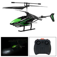 2 CHANNEL TRI-BAND INFRARED REMOTE CONTROL MINI HELICOPTER WITH LED LIGHTS R/C