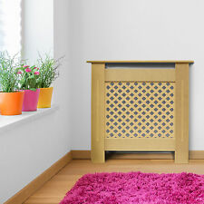 TRADITIONAL MINI/X SMALL SIZE RADIATOR CABINET/COVER/CUPBOARD MDF WOOD RAD BOX