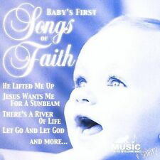 Baby's First: Songs of Faith by Various Artists (CD, Apr-2007, St. Clair) NEW