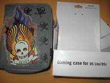 NEW Mosquito GAMING CASE for nintendo DS LITE DSi skull & crossbones cross