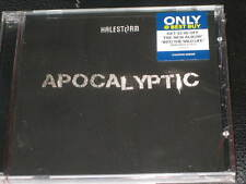 HALESTORM - Apocalyptic - 2 Track EXCLUSIVE BEST BUY CD Single! RARE! OOP! NEW!