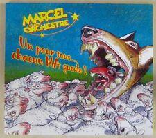 Marcel et son Orchestre CD Boucq 2003