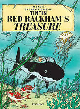 The Adventures of Tintin: Red Rackham's Treasure by Herge (Paperback, 2002)