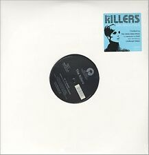 THE KILLERS Mr. Brightside  Double 4 mixes Us Dj 12""