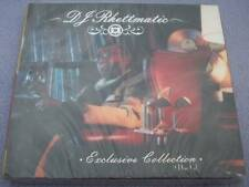 DJ RHETTMATIC Exclusive Collection NEW AND SEALED USA 2 CD RAP HIP HOP