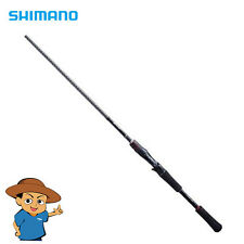 Shimano ZODIAS 166ML-2 Medium Light freshwater bass baitcasting rod pole 362971