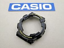 Genuine Casio G-Shock GA-110GB black resin watch case cover shell bezel glossy