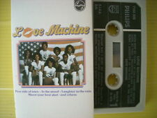 LOVE MACHINE SAME   MUSICASSETTA K7 TAPE ORIGINALE 1975 COME NUOVA