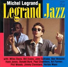 Legrand Jazz by Michel Legrand (CD, Oct-1990, Verve) WEST GERMANY IMPORT