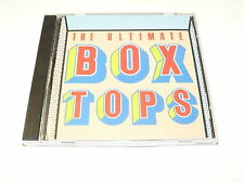 """BOX TOPS """"THE ULTIMATE BOX TOPS"""" CD WARNER SPECIAL 1987"""
