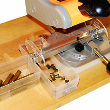 300 Blackout Case Trimming Cutting Cut Off Jig  AMAZING BRASS SPLITTER reloading