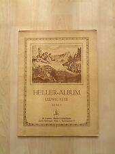 Noten Heller-Album Band 1 für Klavier