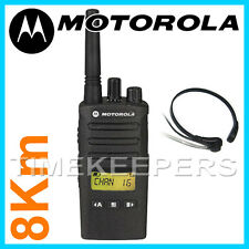 8km xt460 Motorola Talkie Walkie 2 deux way IP55 PMR 446 radio militaire d'affaires
