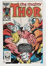 MIGHTY THOR no 338 Beta Ray Bill Very fine 8.0