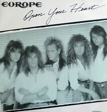 """7"""" 1988 CLASSIC ROCK IN MINT-! EUROPE : Open Your Heart"""