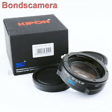 Kipon Baveyes 0.7x Auto Focus Adapter Canon EOS Mount Lens to Sony NEX E A6000