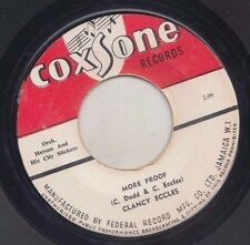 '61 COXSONE 45 CLANCY ECCLES MORE PROOF/FREEDOM ♫