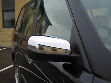 Chrome 1/2 half MIRROR COVERS for Range Rover L322 Vogue 2005-2009 autobiography
