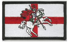 Embroirdered  ENGLAND PATCH with St George