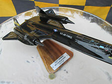 SR-71A Blackbird 1:72 / Avion / Aircraft / YAKAiR / Woodmodel