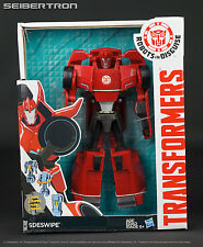 3-Step SIDESWIPE Transformers Robots In Disguise 2015 Hyperchange Heroes Hasbro