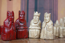 Isle of Lewis Chess Set, Customisable Colours (Pieces Only) Harry Potter