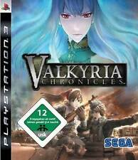 Sony PS3 Playstation 3 Spiel ***** Valkyria Chronicles ******************NEU*NEW