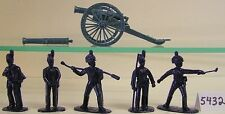 Armies in plastic 5432-ROYAL HORSE ARTILLERY 1815 figures-wargaming Kit