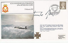FF24a 40th Anniv Formation Air Training Corps Signed Gunther RaIl,Luftwaffe Ace