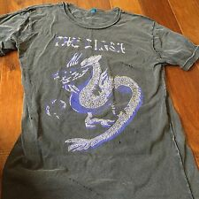 Vintage Rocker Amplified The Clash China Dragon T Shirt Large