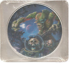 "IRON MAIDEN ""Final Frontier"" CD Tin Can Box Mission Edition Bonus sealed"