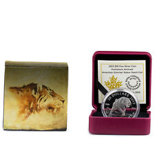 2015 Canada $20 1 oz. Proof Silver Animals - Scimitar Sabre-Tooth Cat SKU36214