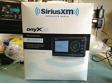 Used SiriusXm Onyx Ez Satellite Radio Dock & Play Radio with Vehicle Kit Xez1V1