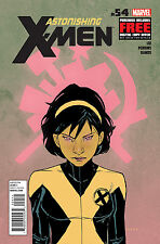 ASTONISHING X-MEN #54 MARVEL COMICS