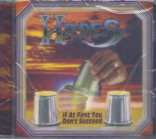 HADES-IF AT FIRST YOU  DON'T SUCCEED + 6 BNS TCKS-CD-heavy-power-watchtower