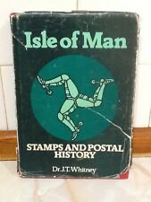 ISLE  MAN OFMAN  priced catalogue By DR. JT Witney Signed Copy