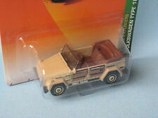 Matchbox 1975 VW Volkswagon Type 181 Thing Brown Classic Retro Toy Model Car