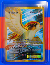 POKEMON PIDGEOT EX - XY EVOLUTIONS 104/108 - FULL ART ULTRA RARE CARD