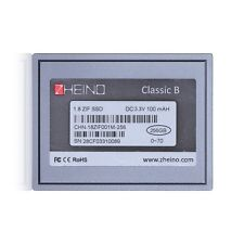 """Zheino 1.8"""" ZIF/CE 256GB SSD for MacBook Air 1st Rev.A1237 Dell D420 D430"""