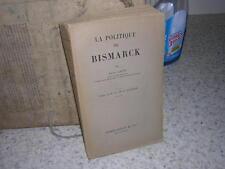 1939.politique de Bismarck / Laloy.Allemagne
