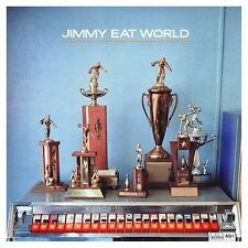 JIMMY EAT WORLD  CD - Enhanced